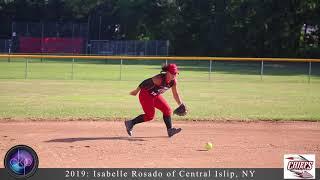 Isabelle Rosado's Softball College Showcase Video