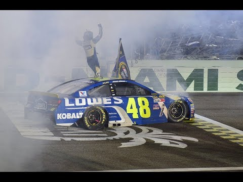 Top 15 Best/Favorite Jimmie Johnson Victories/Race Wins
