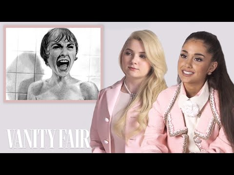 Ariana Grande and The Scream Queens Cast React to the Most Iconic Screams in Movies