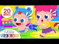 This Is The Way We Go To Bed Kids Songs Nursery Rhymes By Little Angel mp3