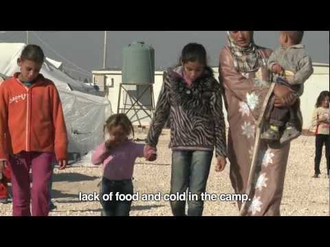 Syria: Displaced Families Speak