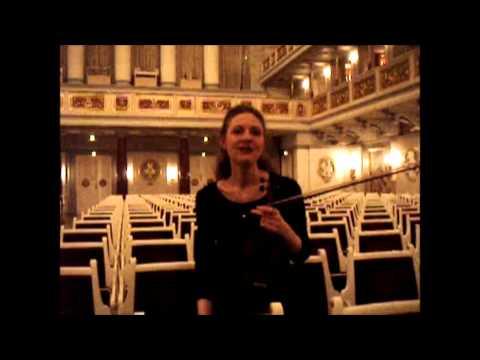 Violinistin Tanja Becker-Bender über das Konzert von Max Reger