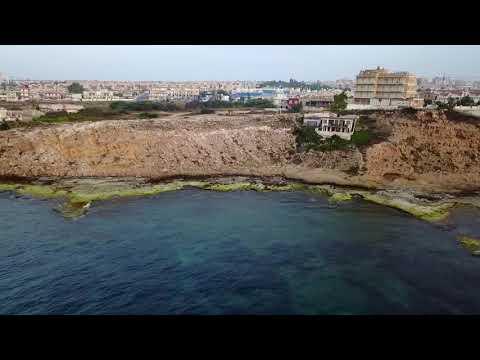 VIDEO DE TORREVIEJA A VISTA DE PAJARO. Panorámica De Torrevieja A Vista Dron