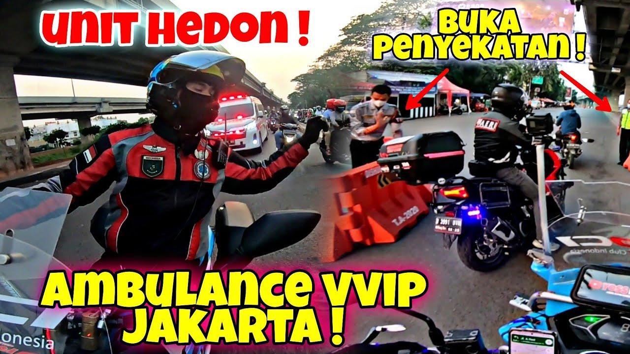 INDOMEDIVAC JAKARTA ! VVIP EMERGENCY ESCORT  !! COLLABS BARENG BANG YOO !