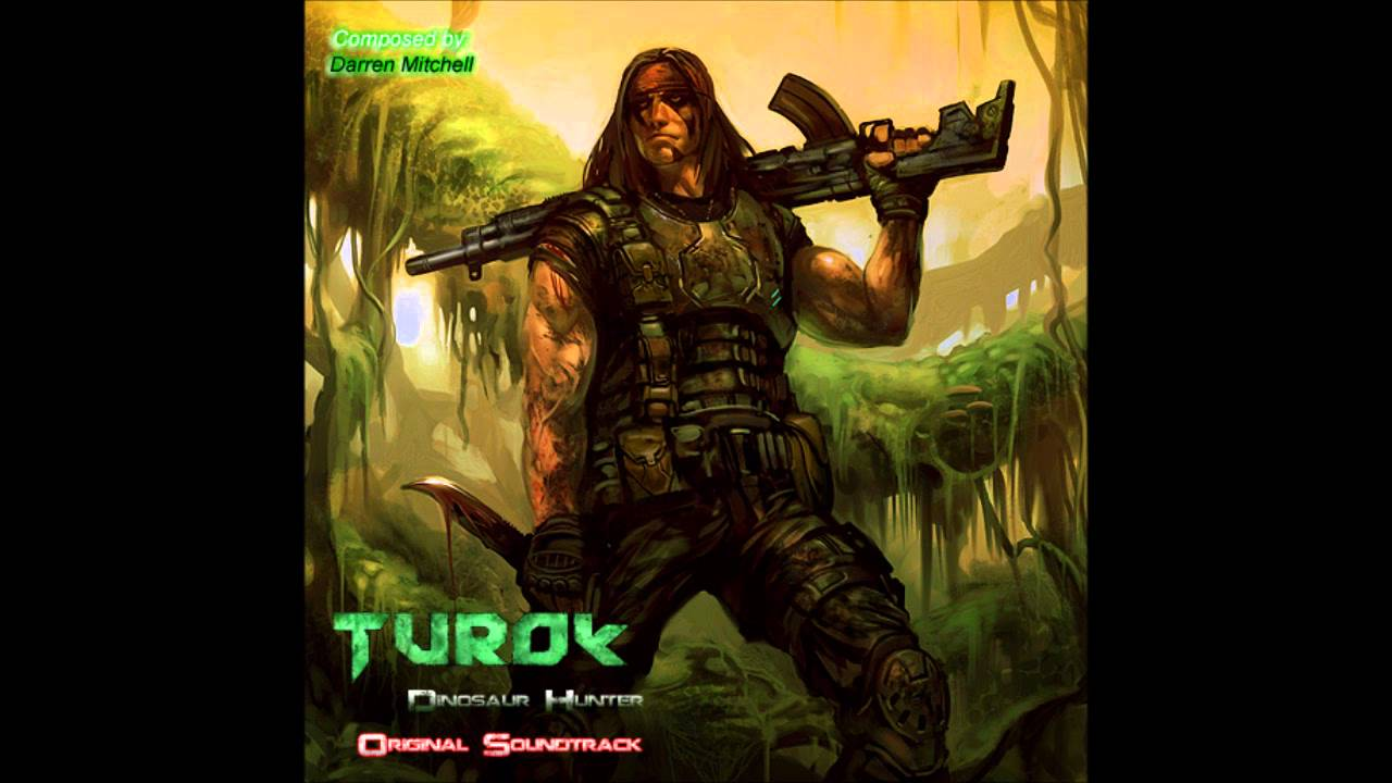 Hunter Wallpaper Hd Turok Dinosaur Hunter Ost The Campaigner S Fortress