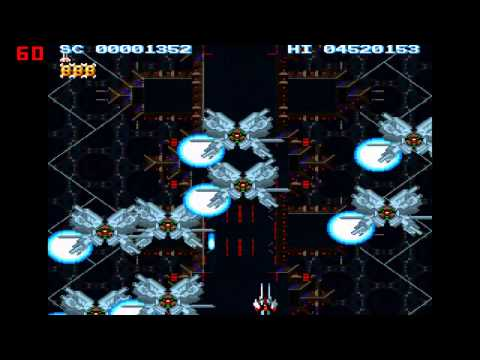 ChoRenSha X68K (PC) - Modo pacifista (Nivel 1 sin disparar)