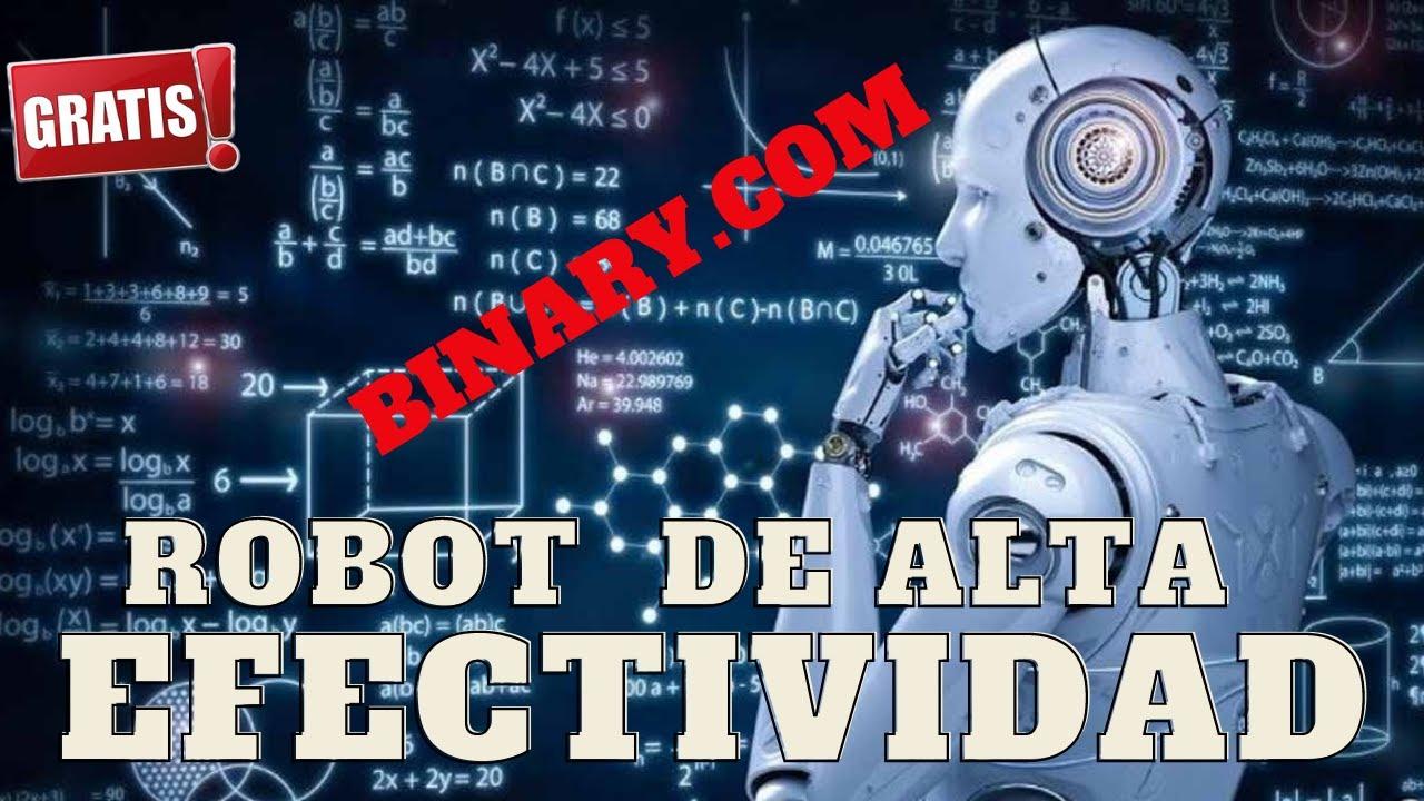 top roboți binar 2021