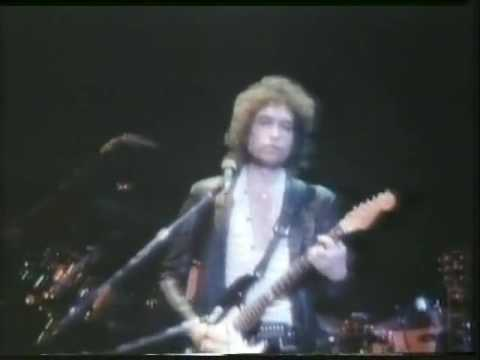 Bob Dylan - Masters of War - Live 1978