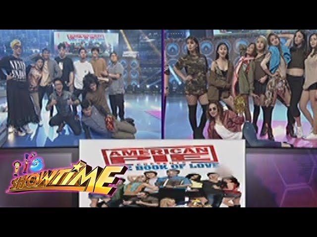 It's Showtime Copy-Cut: American Pie: The Book of Love