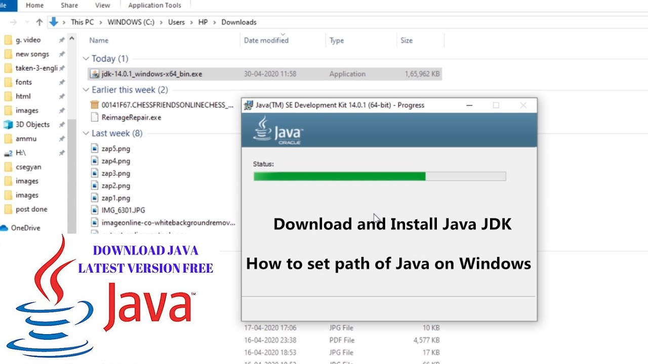 Download Java 1.7 Windows 10