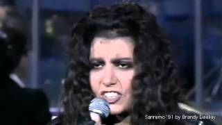 LOREDANA BERTE 39 In Questa Città Sanremo 1991 Prima Esibizione AUDIO HQ