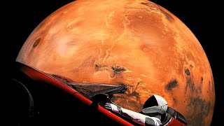 Starman Just Flew Tesla Past Mars for the First Time | SpaceX | Elon Musk