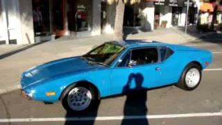 1972 Pantera Sports Cars La Jolla #1