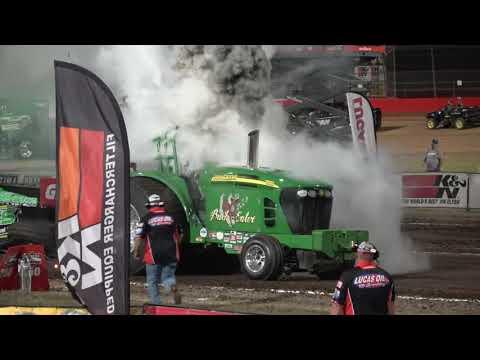 Buck Eater 2019: Pro Pulling Nationals - Lucas Oil Speedway