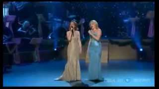 Celtic Woman (Orla and Meav) - Do You Hear What I Hear....