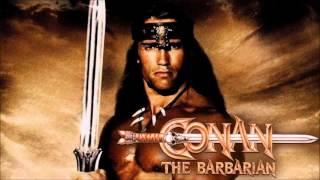 Conan The Barbarian - Soundtrack