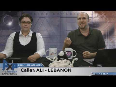 Never Heard of Atheism   Ali - Lebanon   Atheist Experience 21.27