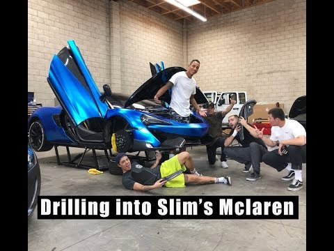 We drill into Tall Guy Car Reviews Mclaren 570s Spider