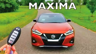 """2020 Nissan Maxima // Is this Updated SR a """"REAL"""" Sports Sedan or Just Pretending??"""