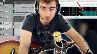 Aprendemos a grabar una canción desde cero. Este es el resultado. Tutorial Reaper | Jaime Altozano