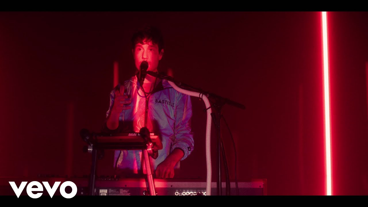 Bastille - Distorted Light Beam (Live from Future Inc. HQ)