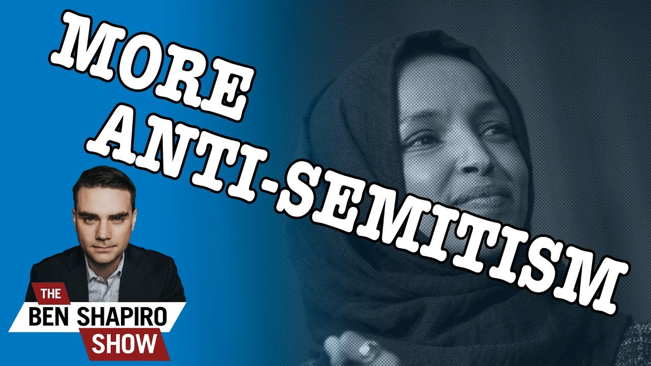 Democrat Extremism Strikes Again with more Anti-Semitism from Ilhan Omar