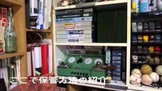 我が家の鉄道模型車両&保管方法【鉄道模型】(Nゲージ)Myレイアウト