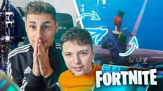 FORTNITE - ON TROUVE A MAD BUG!!