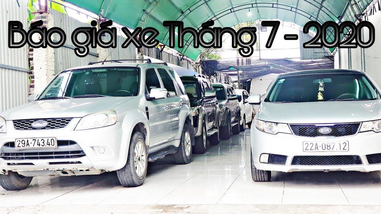 Báo giá tổng hợp những mẫu xe 7 chỗ máy dầu đang có mặt tại Chợ Ôtô Nội Bài | 0966680444