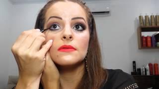Maquiagem para festas: Vanessa Wronscki