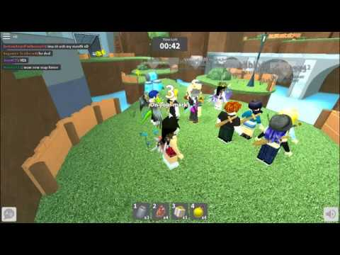 Run Bomb Roblox - Throw Dem Confetti Bombs Roblox Gameplay 14 Roblox Deathrun