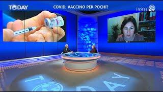 Today - Covid, vaccino per pochi? - Puntata del 27 febbraio 2021