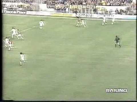 Parma 1-3 Milan - Campionato 1991/92
