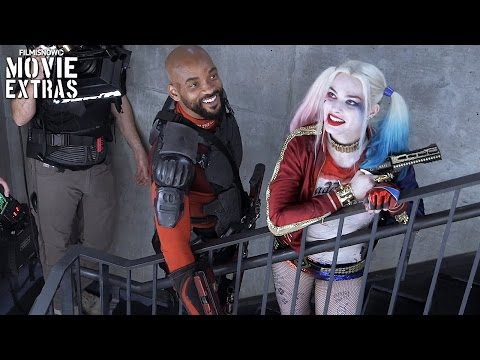 Thumbnail: Go Behind the Scenes of Suicide Squad (2016)
