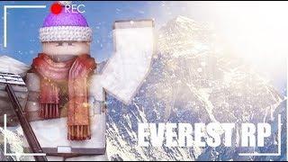 Climbing Mt Everest! (Roblox) Livestream