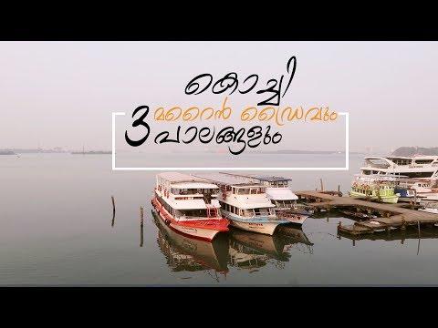 കൊച്ചി മറൈൻ ഡ്രൈവ് | Kochi Marine Drive Malayalam Video | Food N Travel
