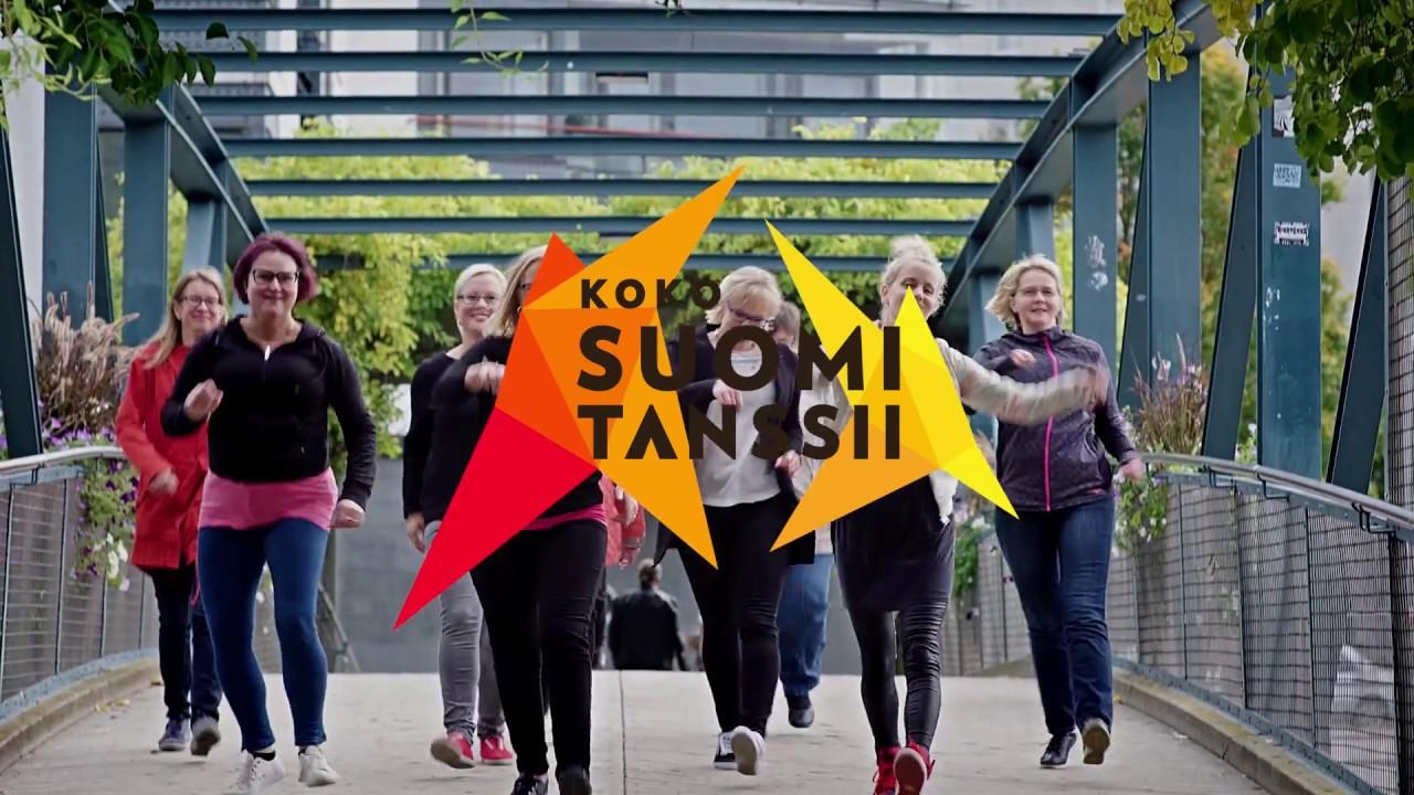 Koko Suomi Tanssii