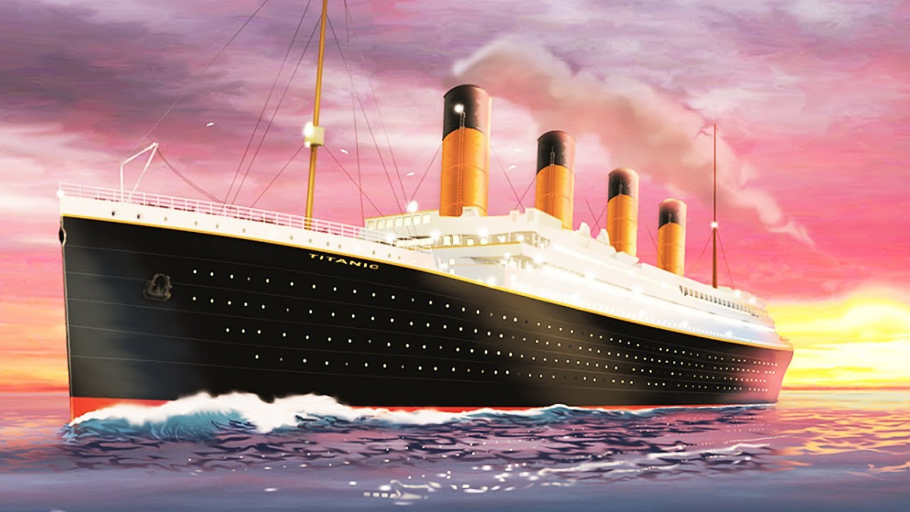 Titanic Museum - Pigeon Forge Tennessee - YouTube