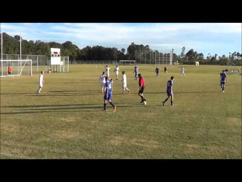 Coastal Christian High School vs Fayetteville Christian, Soccer, Home, 9/30/2013
