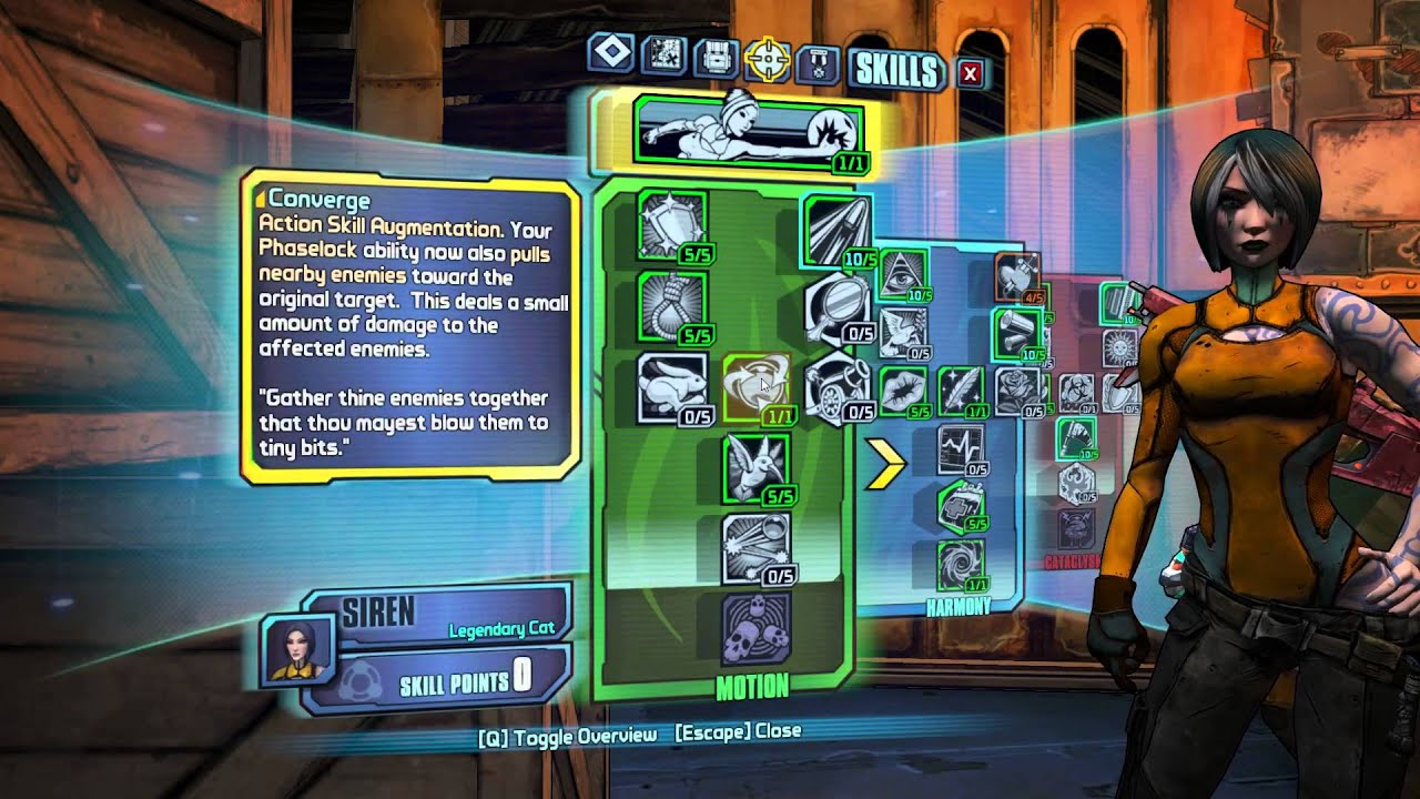 Maya Solo Build Borderlands