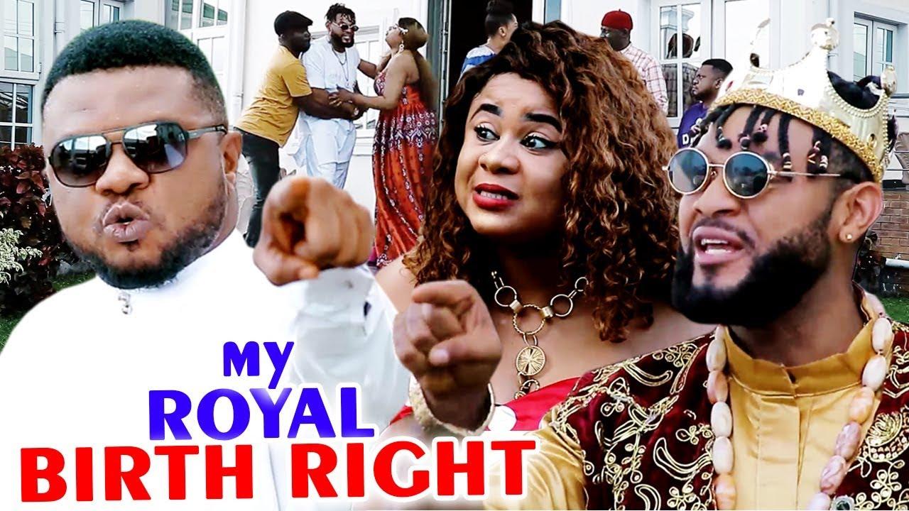Download New Hit Movie --MY ROYAL BIRTH RIGHT Season 3&4 ( Uju Okoli/ Ken Erics) 2020 Latest Nigerian Movie