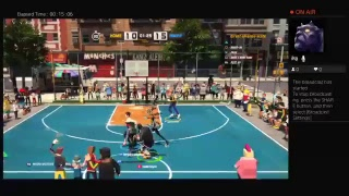 3on3 epic game on PS4 (FREE)!!!