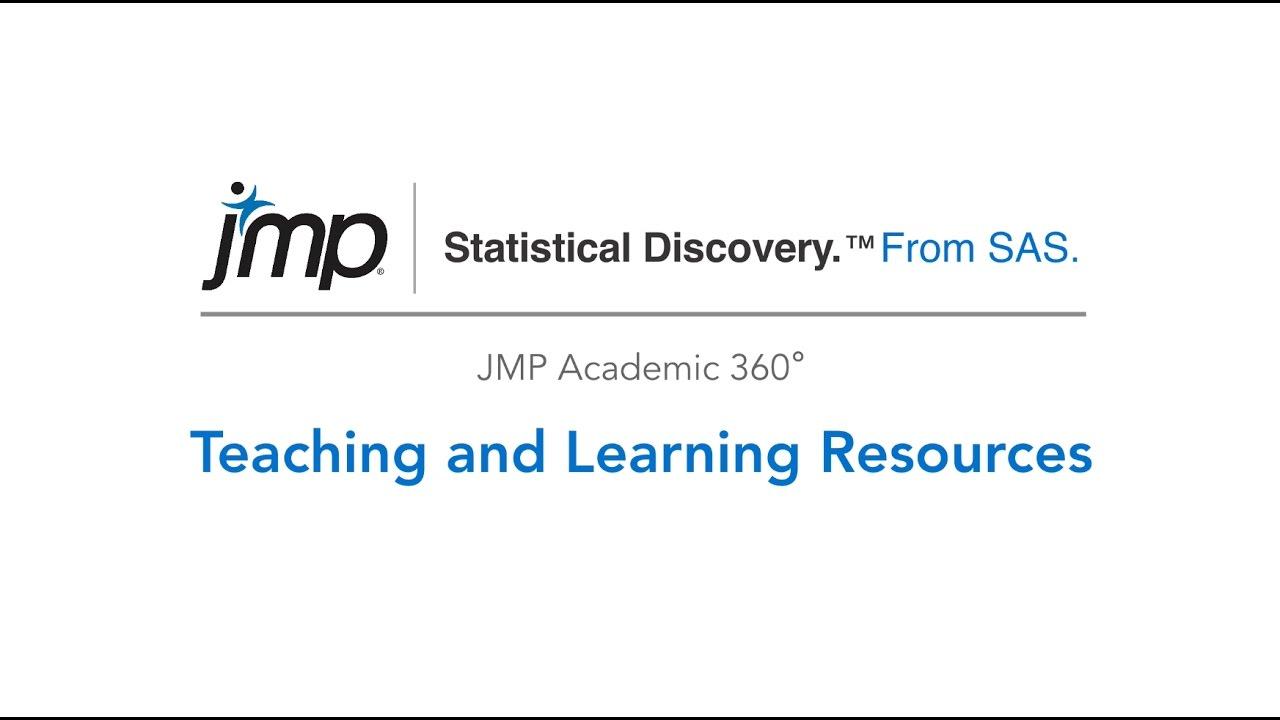 Case Study Library | JMP