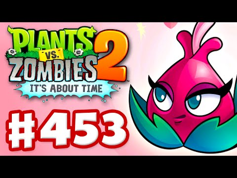 Plants vs. Zombies 2: It's About Time - Gameplay Walkthrough Part 453 - Blooming Heart! (iOS)