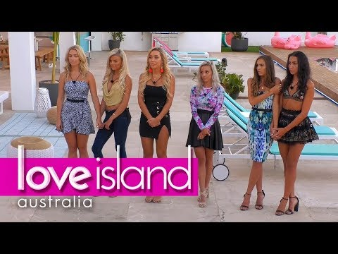 One Girl Is Dumped From The Villa | Love Island Australia 2018