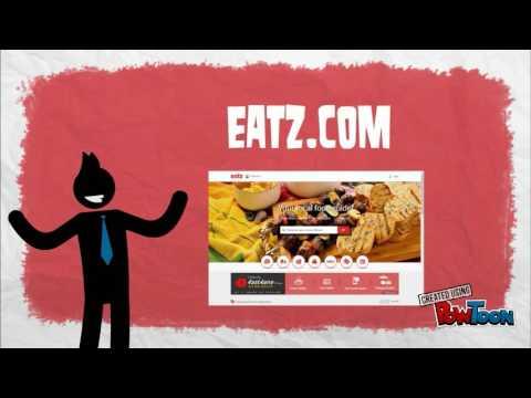 Eatz - Order Food Online Portal
