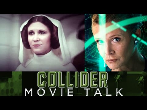 No Plans For Digital Leia In Episode 9 - Collider Movie Talk