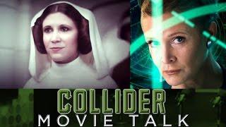 No Plans For Digital Leia In Episode 9 - Collider Movie Talk
