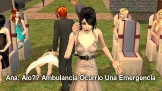 Al Limite ; Capitulo  8.. Dia Tragico.. Parte 1... Los Sims 2