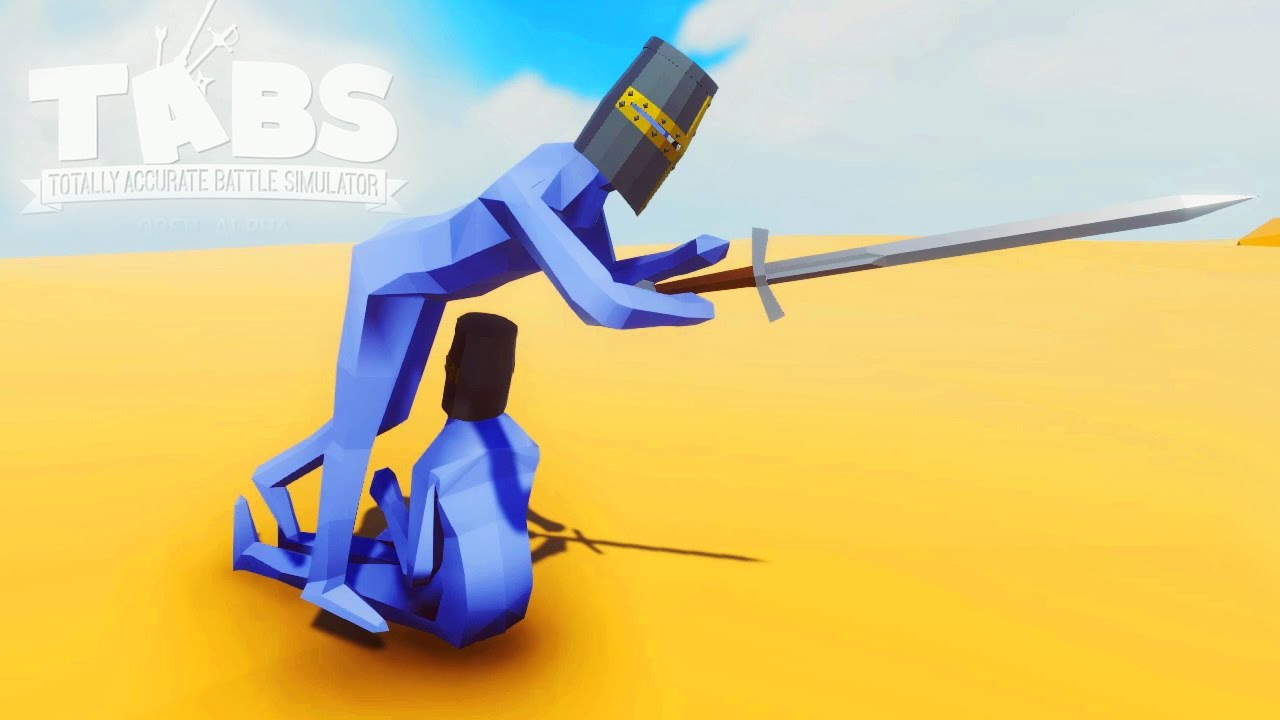 КРЕСТОНОСЦЫ УЖЕ НЕ ТЕ ► Totally Accurate Battle Simulator. TABS Open Alpha